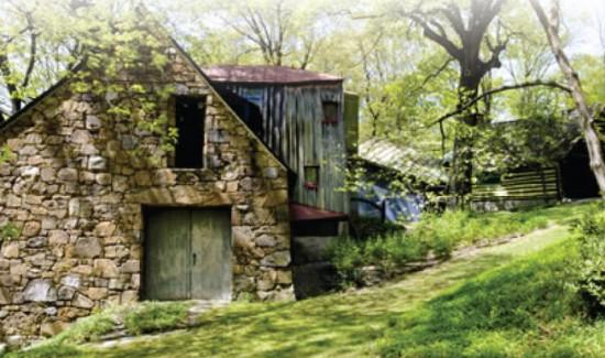 Wharton Esherick Studio Preservation pic 1