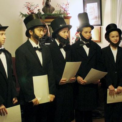 Gettysburg Address Contest 2014