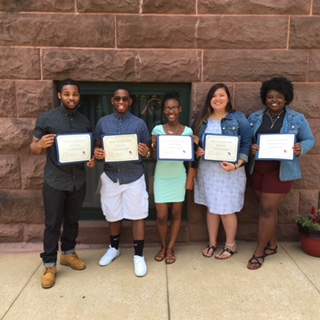 Class #5 Newlin Scholars